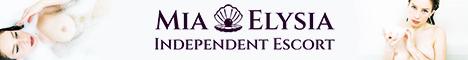 Mia Elysia Independent Escort Banner